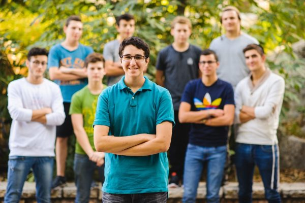 High school boys who want a serious learning experience that combines an Israel high school adventure with the social interaction of a like-minded group of Jewishly-committed young men will find their place at Yeshivat Shaalvim.